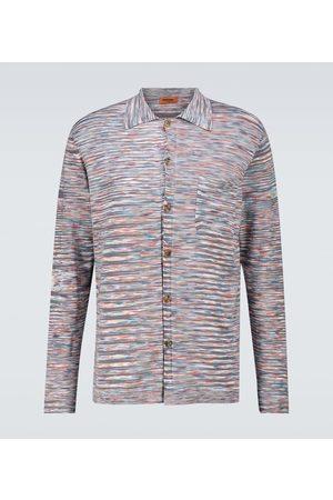 Missoni Camisa de manga larga a rayas