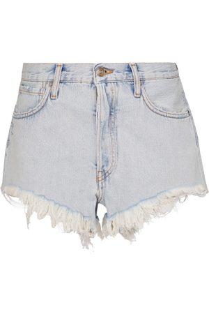 Alanui Shorts San Pedro de jeans