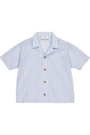 PAADE Camisa Ari de algodón de rayas