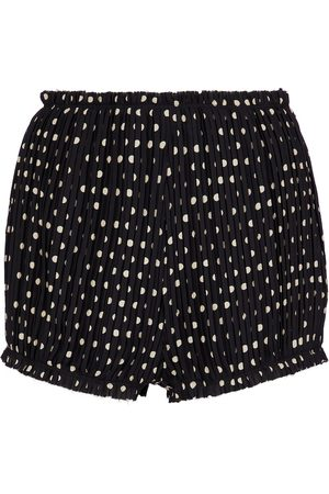 Khaite Shorts The Hilary de seda
