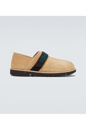 Loewe Slippers de ante