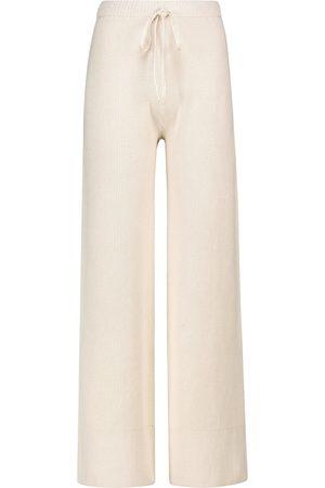 Joseph Pantalones anchos Crispy de algodón