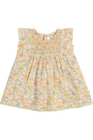BONPOINT Bebé - vestido Calais de algodón