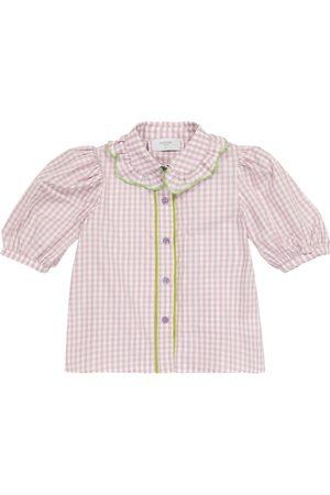 PAADE Blusa Cleo de algodón