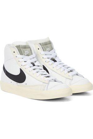 Nike Zapatillas Blazer Mid '77 de piel