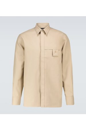 Givenchy Camisa de algodón