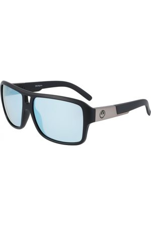 Dragon Hombre Gafas de sol - DR THE JAM Small LL ION 039 Matte Black/LL SKY Blue ION