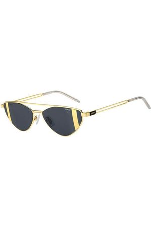 HUGO BOSS HG 1144/S 001 (7Y) Yell Gold