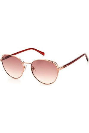 Fossil Mujer Gafas de sol - FOS 2107/G/S AU2 (HA) RED Gold