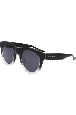 Donna Karan DO504S 005 Black Clear Gradient