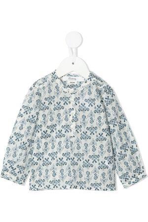 BONPOINT Camisa estampada