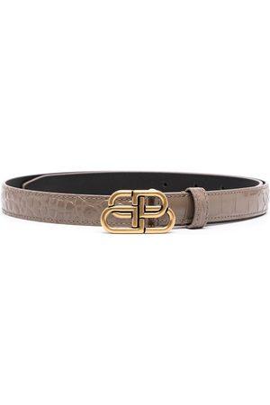 Balenciaga Cinturón con hebilla
