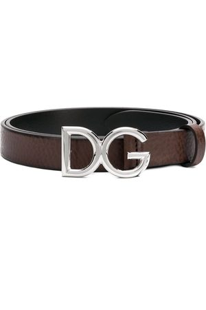 Dolce & Gabbana Cinturón con hebilla