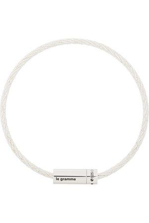 Le Gramme Pulsera de cable 9g