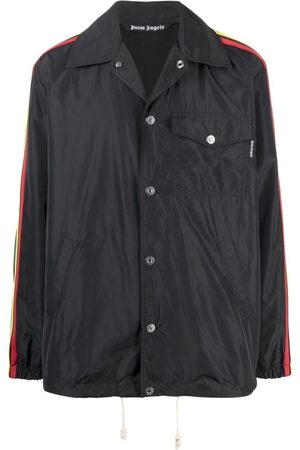 Palm Angels Miami buttoned coach jacket