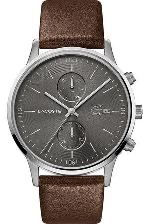 Lacoste Reloj analógico 2011066, Quartz, 43mm, 5ATM para hombre