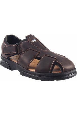 Bienve Sandalias Zapato caballero 47 marron para hombre