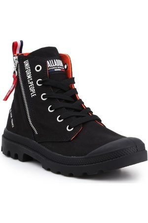 Palladium Manufacture Zapatillas altas Pampa HI OUTZP PUOTP 77023-008 para mujer
