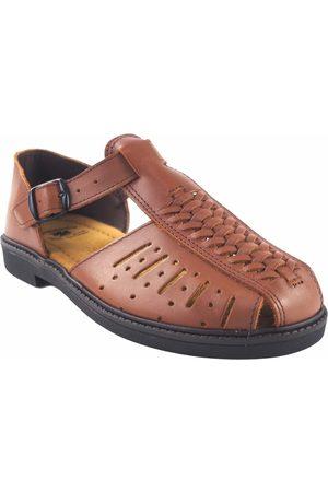 Bienve Sandalias Zapato caballero 11 cuero para hombre