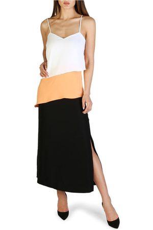 EAX Vestido largo - 3zya37_yncaz para mujer