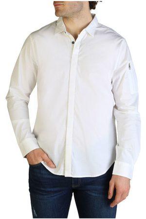 EAX Camisa manga larga - 3zzc30_znzjz para hombre