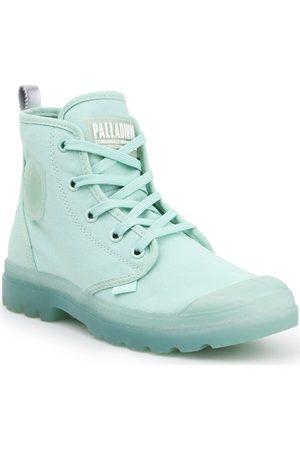 Palladium Manufacture Zapatillas altas - para mujer