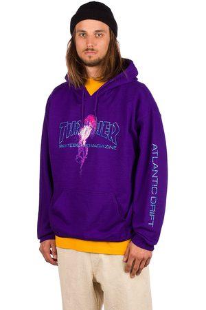 Thrasher Atlantic Drift Hoodie violeta