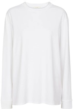 The Row Camiseta Ciles de algodón