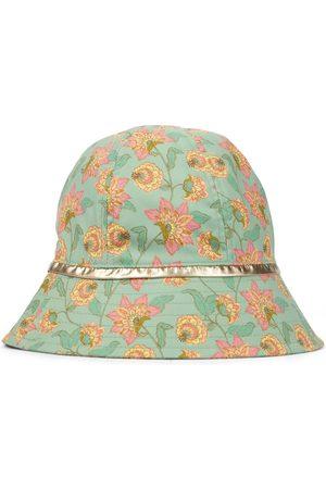 Louise Misha Sombrero de lluvia Granima floral
