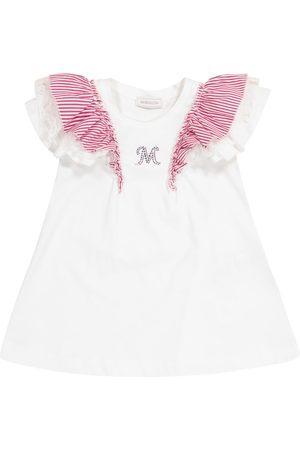 MONNALISA Camiseta de punto fino de algodón