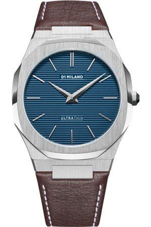 D1 MILANO Reloj analógico UTLJ09, Quartz, 40mm, 5ATM para hombre