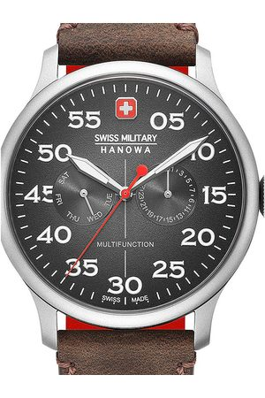 CHRONO Reloj analógico Swiss Military 06-4335.04.009, Quartz, 45mm, 10ATM para hombre