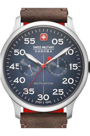 CHRONO Reloj analógico Swiss Military 06-4335.04.003, Quartz, 45mm, 10ATM para hombre