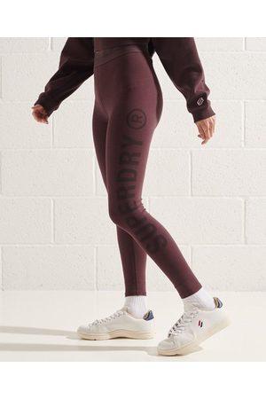 Superdry Mujer Leggings y treggings - Leggings Essential 7/8