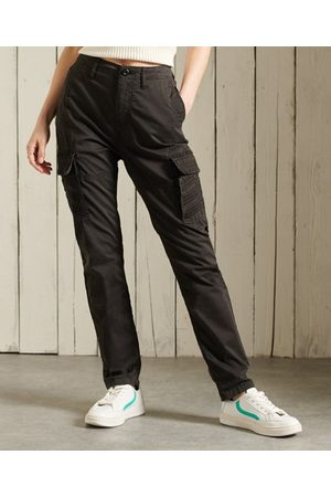 Superdry Pantalones cargo ajustados