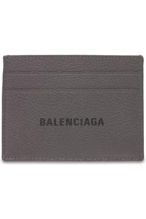 Balenciaga | Hombre Tarjetero De Piel Con Logo Unique