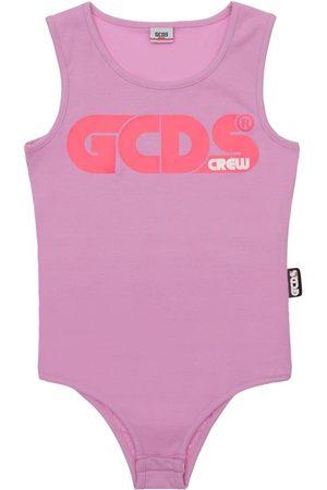 GCDS | Niña Body De Jersey Stretch 10a
