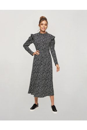 Miss Selfridge Vestido midi estampado de