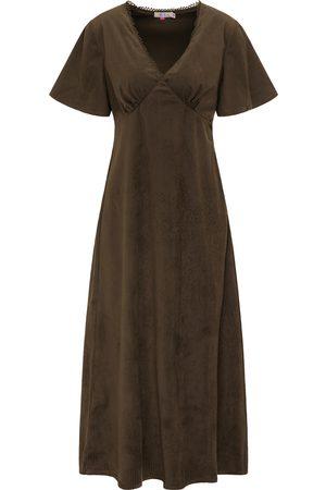 IZIA Vestido oliva