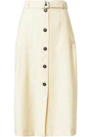 Tommy Hilfiger Falda ' X ABOUT YOU BUTTONED MIDI SKIRT