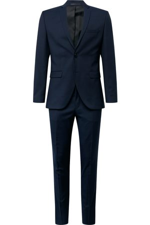 Jack & Jones Traje 'SOLARIS' navy
