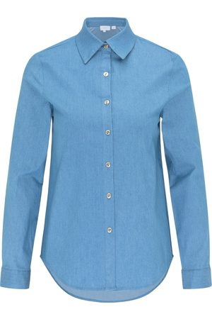 usha BLUE LABEL Blusa ahumado