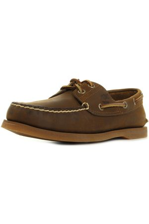 Timberland Hombre Loafers - Náuticos Classic Boat 2 Eye para hombre