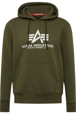 Alpha Industries Sudadera / oliva