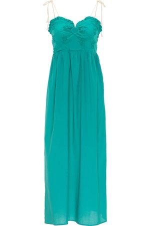 IZIA Vestido de verano jade
