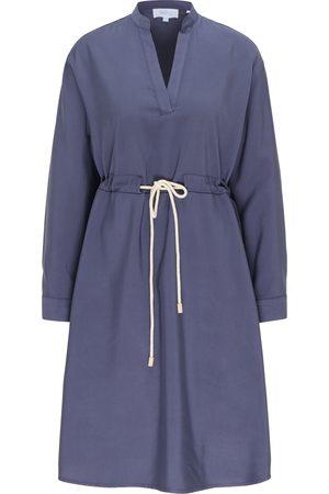 usha BLUE LABEL Vestido camisero paloma