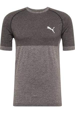 PUMA Camiseta funcional oscuro / antracita