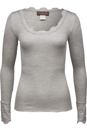 Rosemunde Camiseta claro