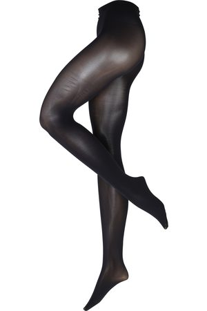 Swedish Stockings Leotardos finos 'Olivia' navy