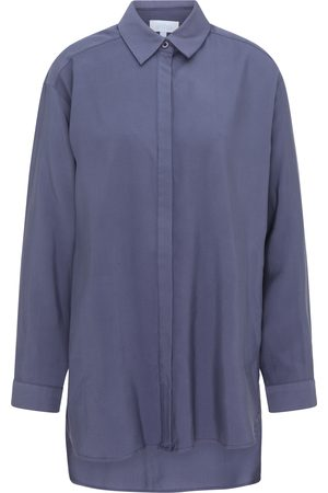 usha BLUE LABEL Blusa violaceo